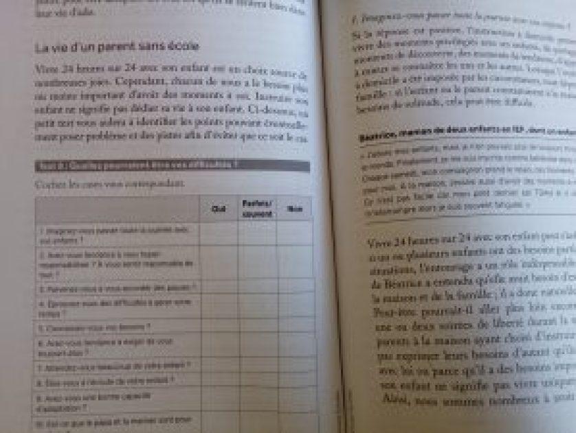 livre instruction en famille