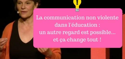 La communication non violente dans l'éducation