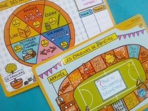 coffret cartes maths pédagogie positive