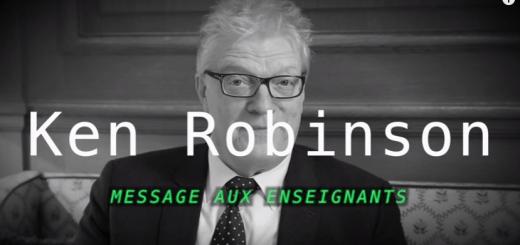 ken robinson message enseignants