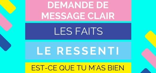 Les messages clairs école
