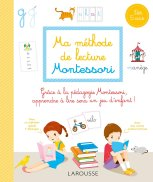 cahier lecture Montessori