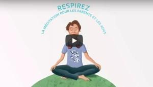 méditation attention ado