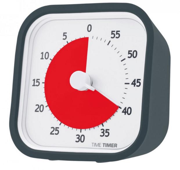 time timer gérer temps enfants
