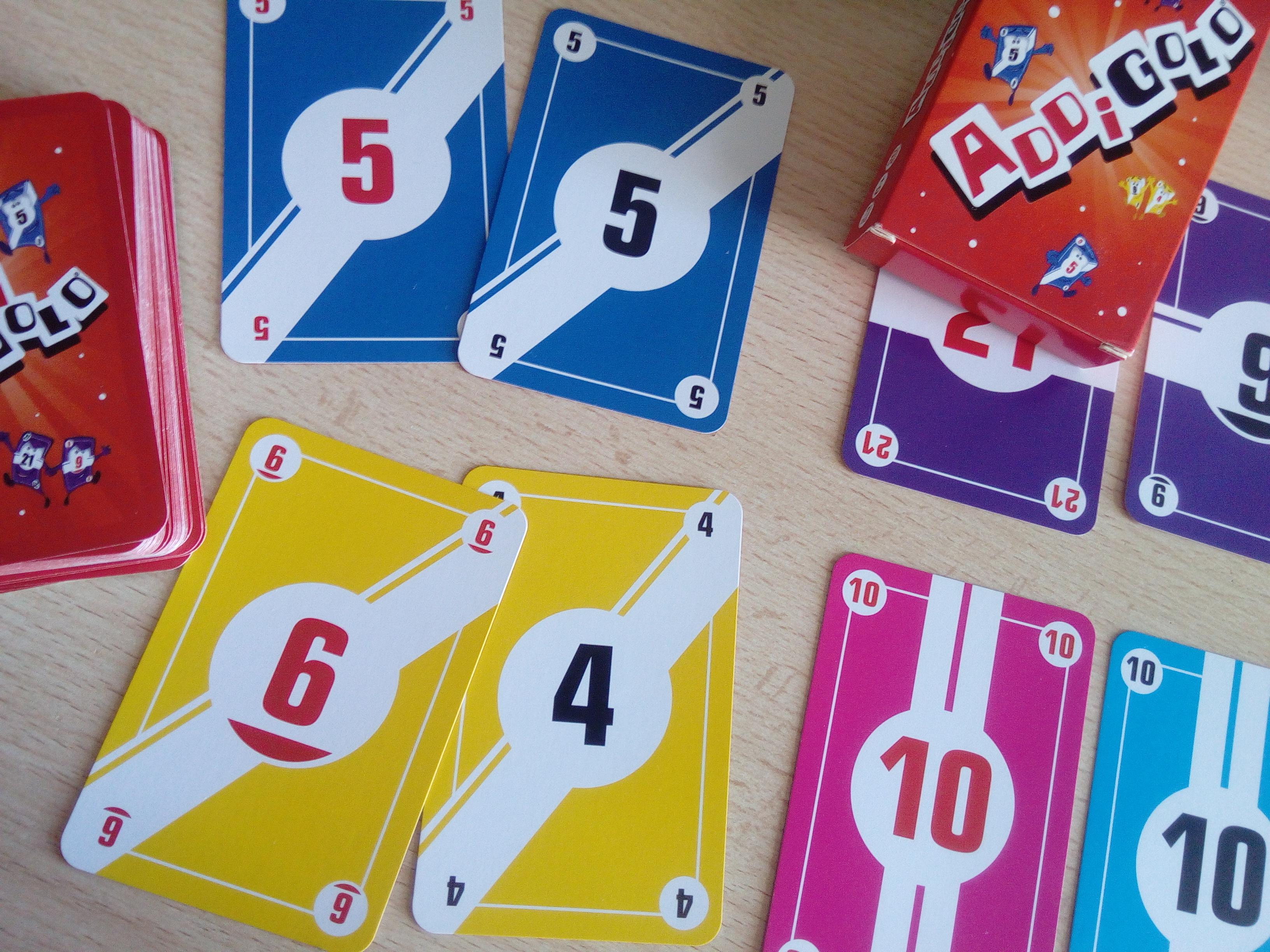 jeu de cartes pour travailler les compléments à 10