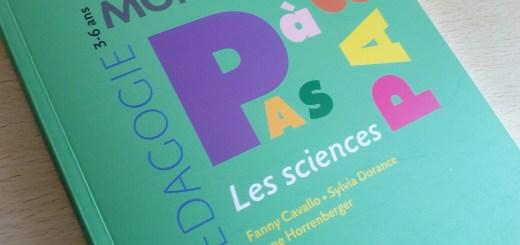 pedagogie montessori sciences