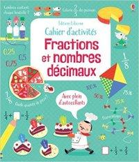 activités fractions nombres décimaux
