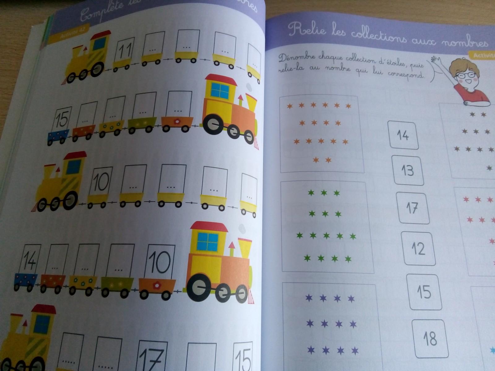 activités singapour maths cp