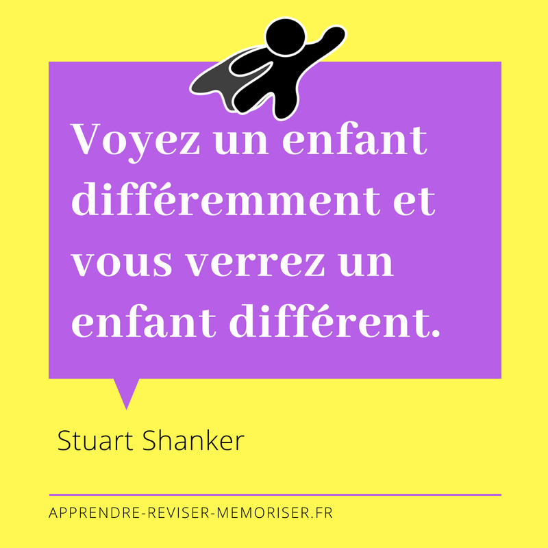 citation encourager enfants