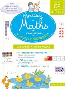 réussir en maths montessori singapour