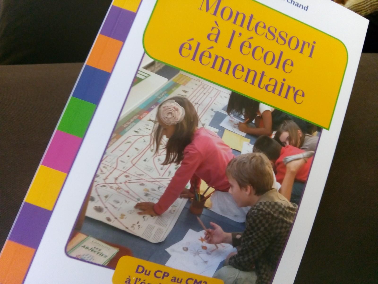 montessori l 39 cole l mentaire un livre outil pour les professeurs des coles cp cm2. Black Bedroom Furniture Sets. Home Design Ideas