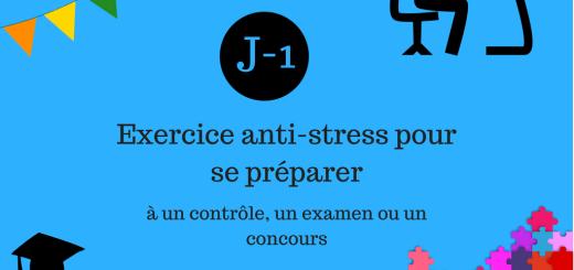 stress veille contrôle examen concours
