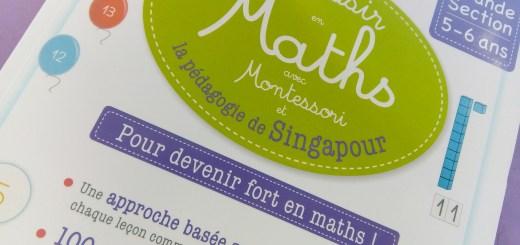 cahier maths singapour maternelle