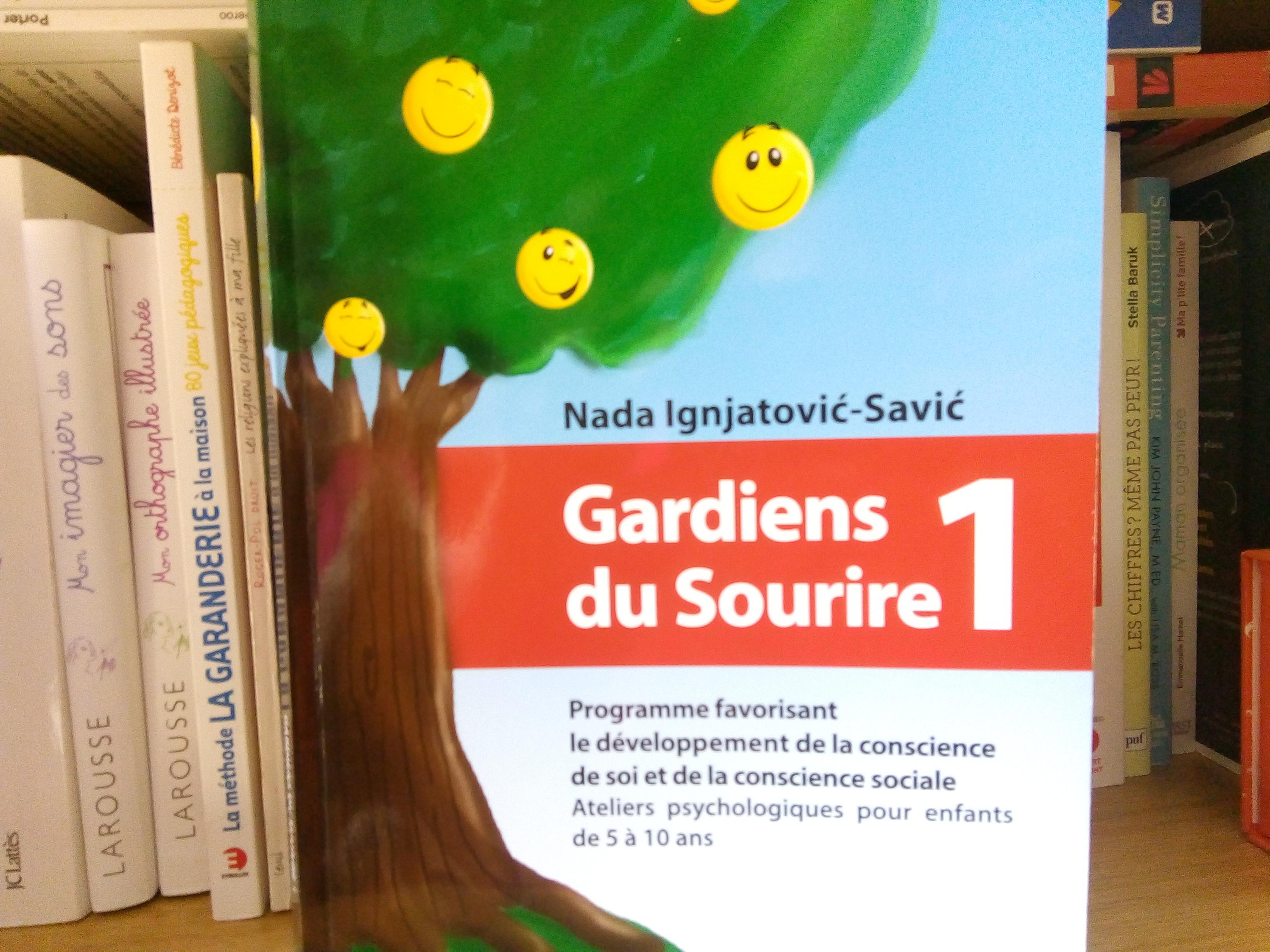 livre activités développement émotionnel enfants