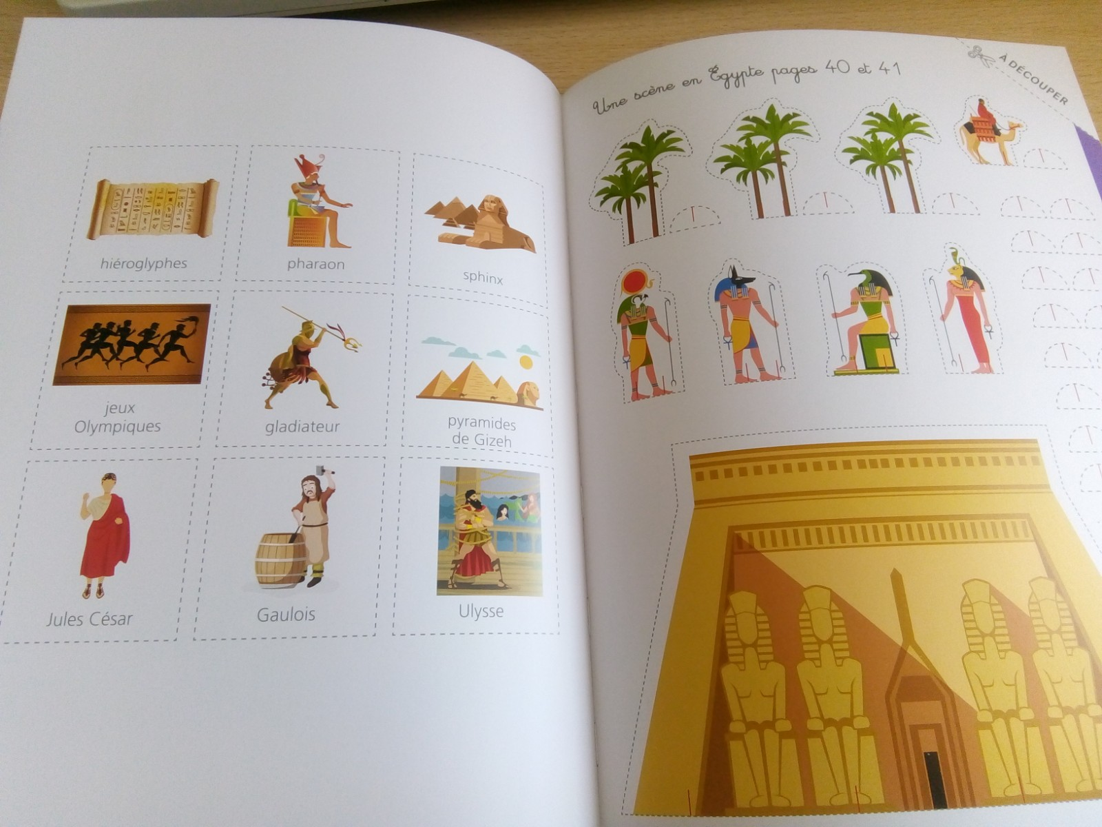 activités histoire enfants