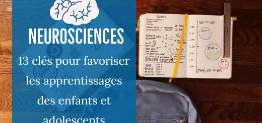 neurosciences favoriser apprentissages