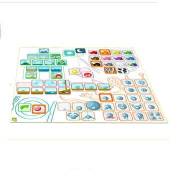 Concept-Kids-Animaux plateau
