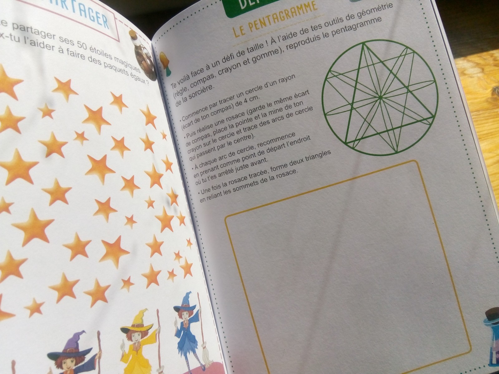 cahiers jeux maths