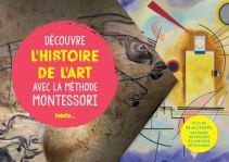 cahier histoire de l'art enfants montessori