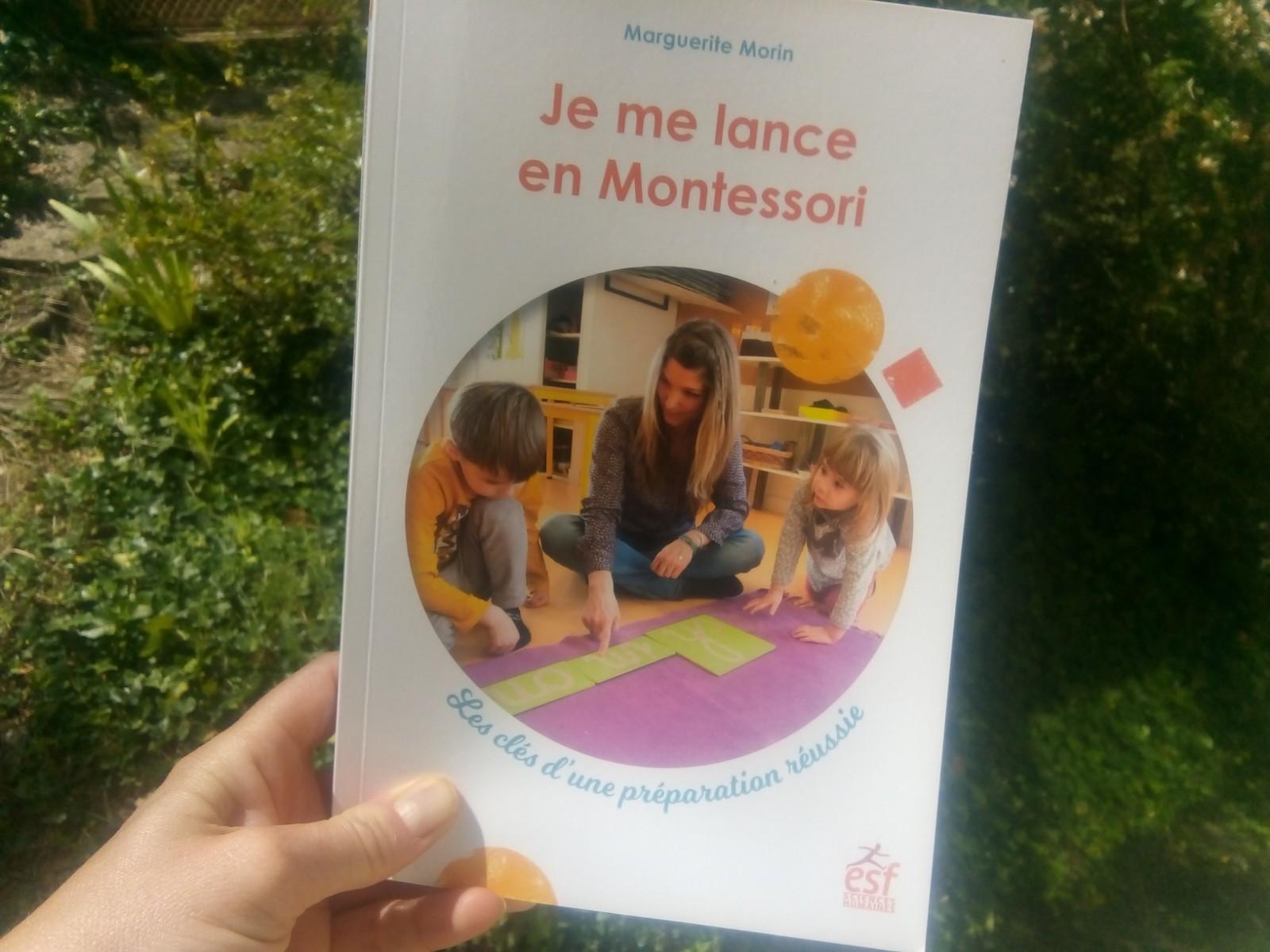 pédagogie montessori école maternelle publique