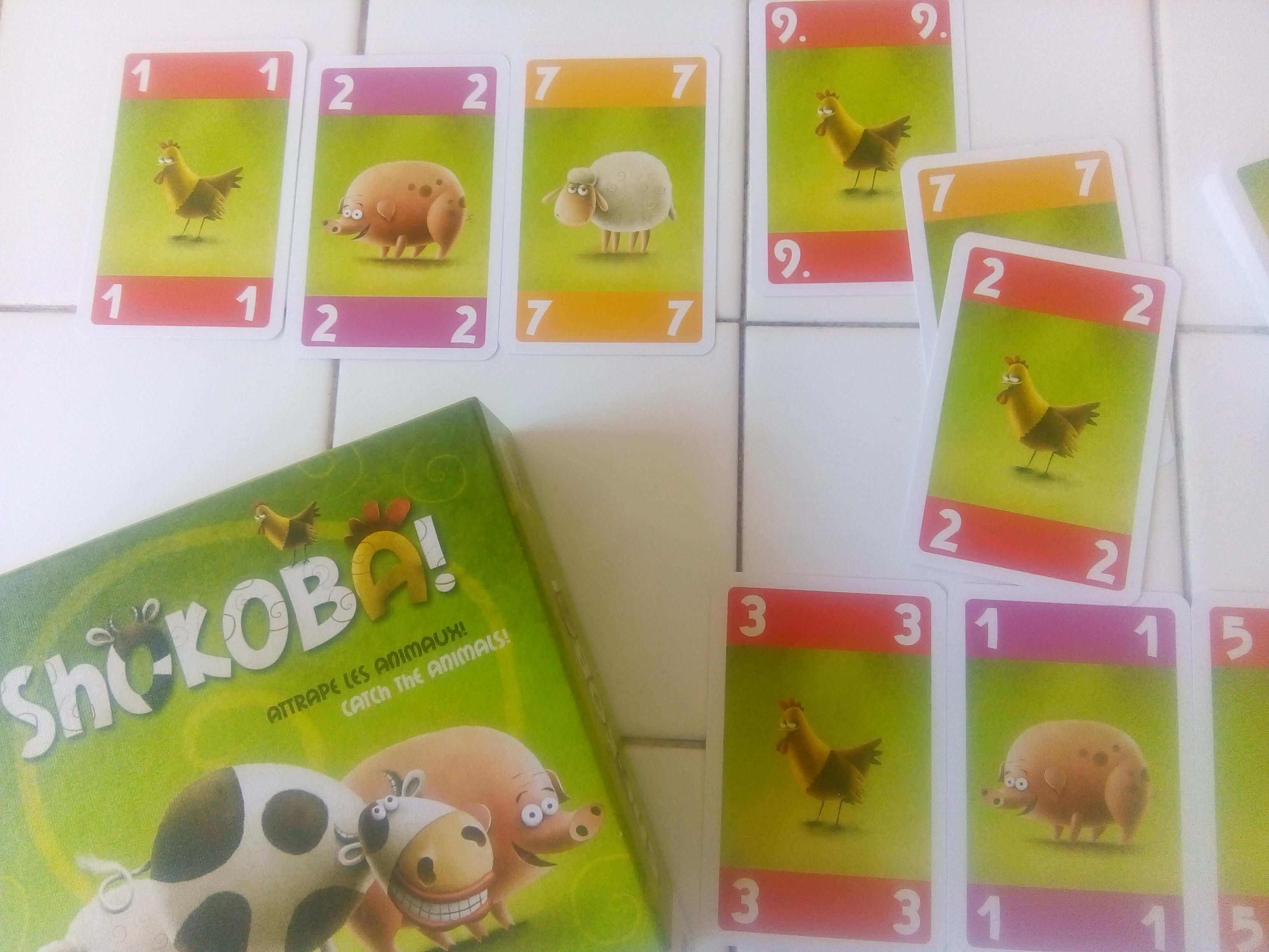 jeu cartes additions enfants