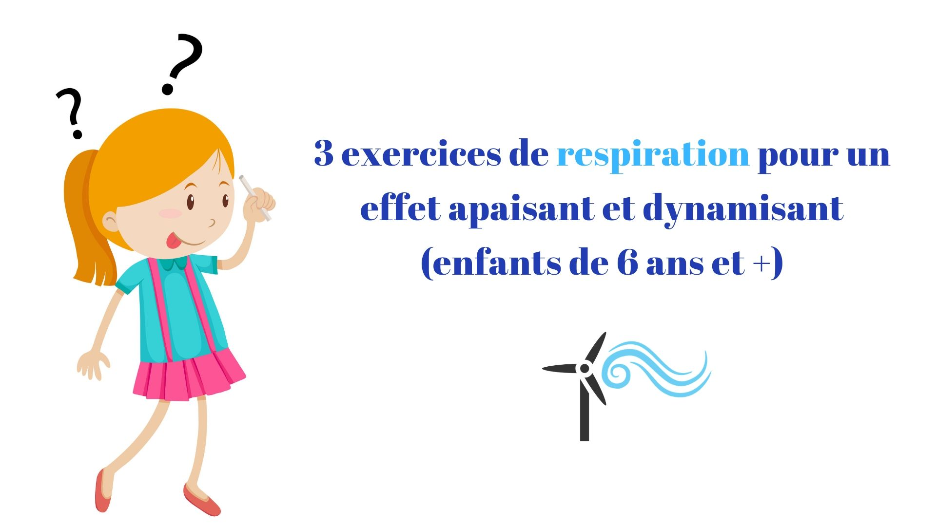 3 exercices de respiration pour un effet apaisant et ...