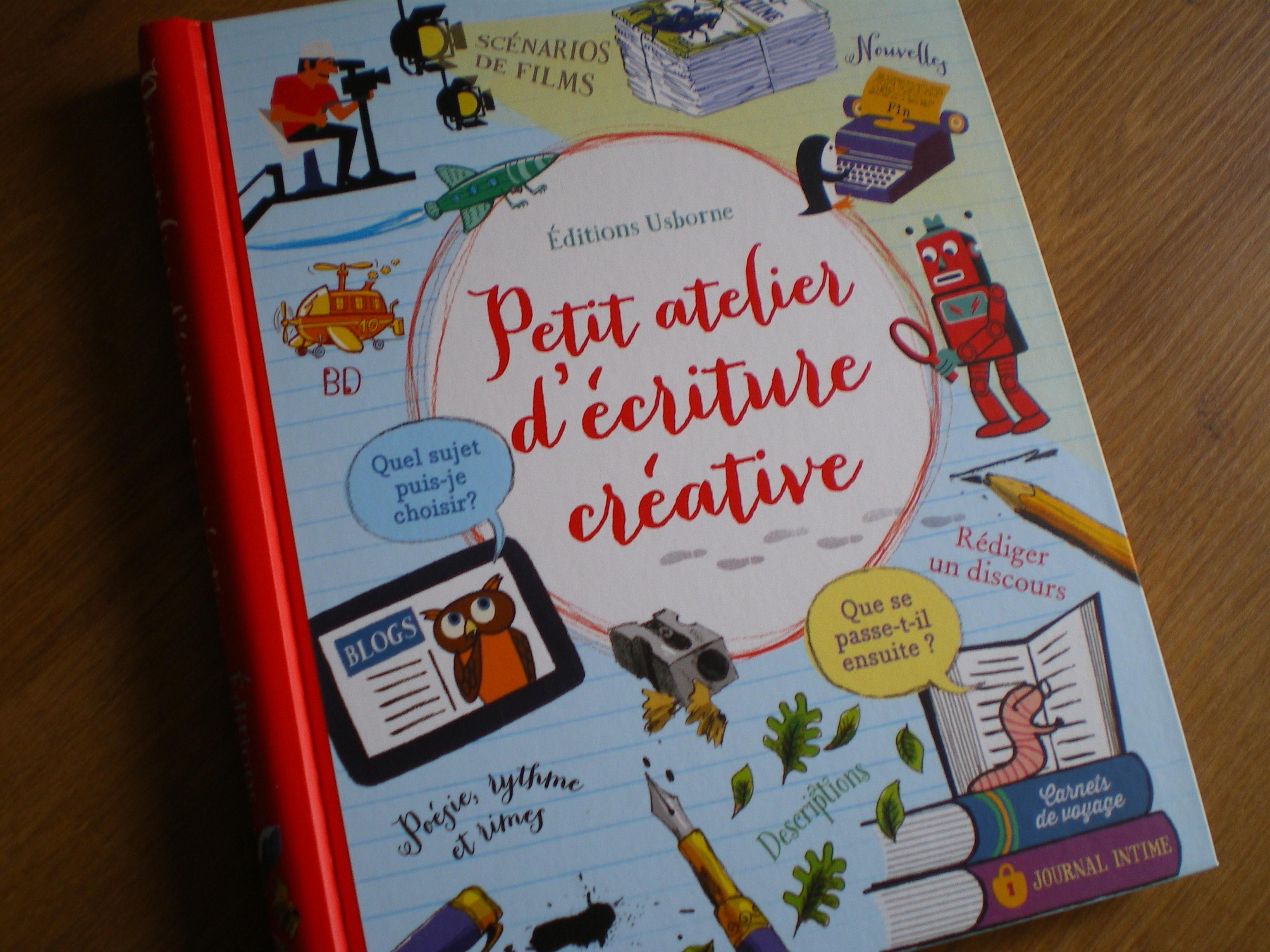 Petit Atelier D Ecriture Creative Conseils Idees Et