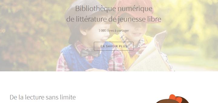 bibliothèque numérique gratuite