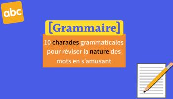 Conjugaison 6 Charades Pour Conjuguer Des Verbes En S Amusant Cm1 Cm2 Apprendre Reviser Memoriser