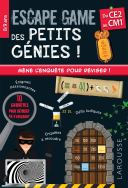 escape game maths enfants