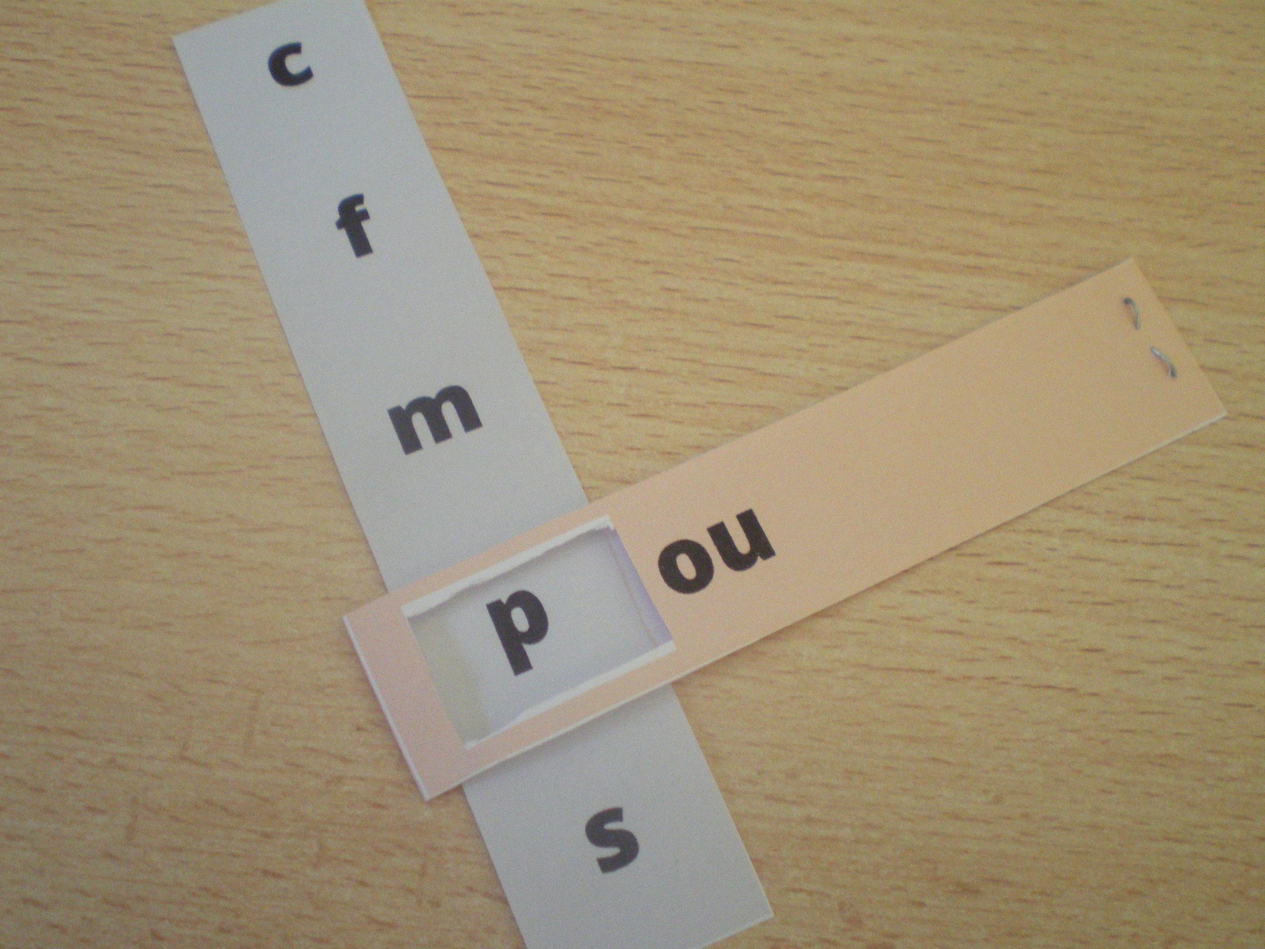 jeu de lecture mots simples