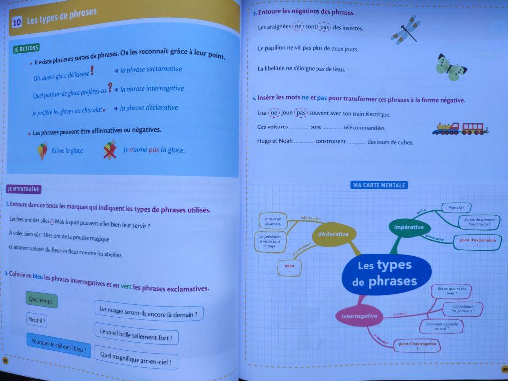 activités enfants réviser programme scolaire