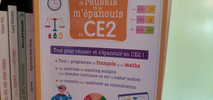 réviser programme français maths CE2