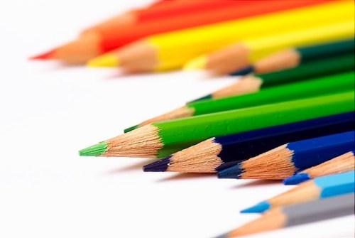 Les nuances de couleur c'est comme les nuances entre être humain