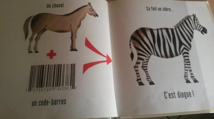 livre pour enfant c'est dingue