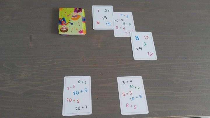 apprendre tables addition
