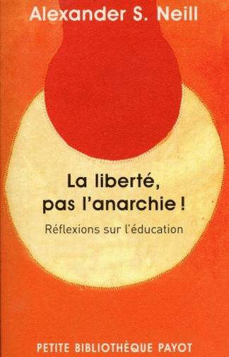 la liberté pas l'anarchie