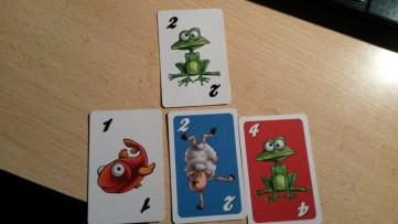jeu de cartes camélon