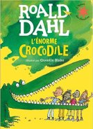 l'énorme crocodile dahl