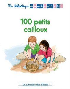 100 petits cailloux bibliothèque montessori