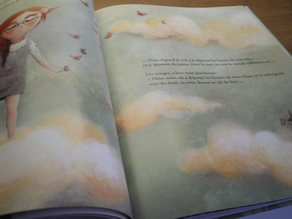 livre enfants qui pleurent de dépasser