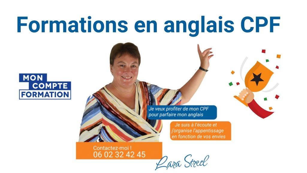 Formations en anglais CPF