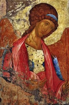 Archange d'Andreï Roublev