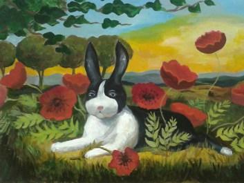 vaincre la stress avec la peinture