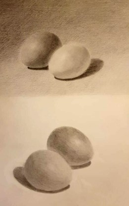 dessiner en volume