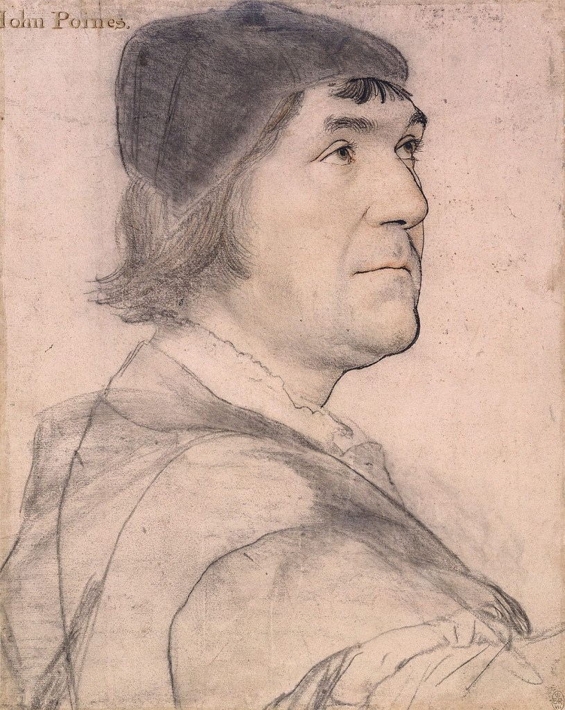 Hans Holbein le Jeune. Portrait