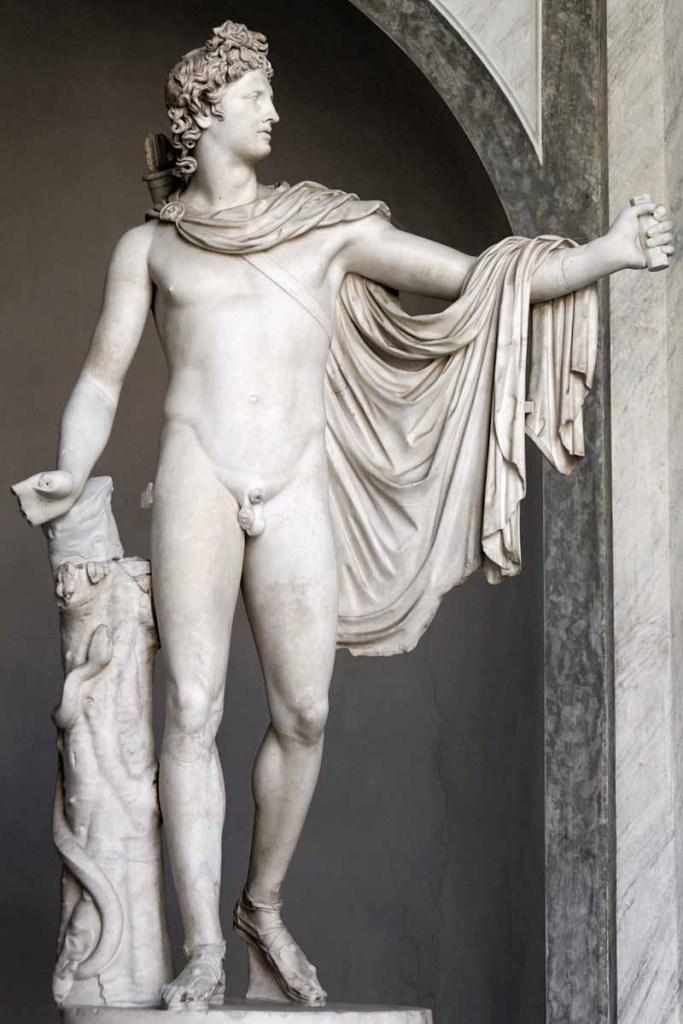 Apollon Belvédère