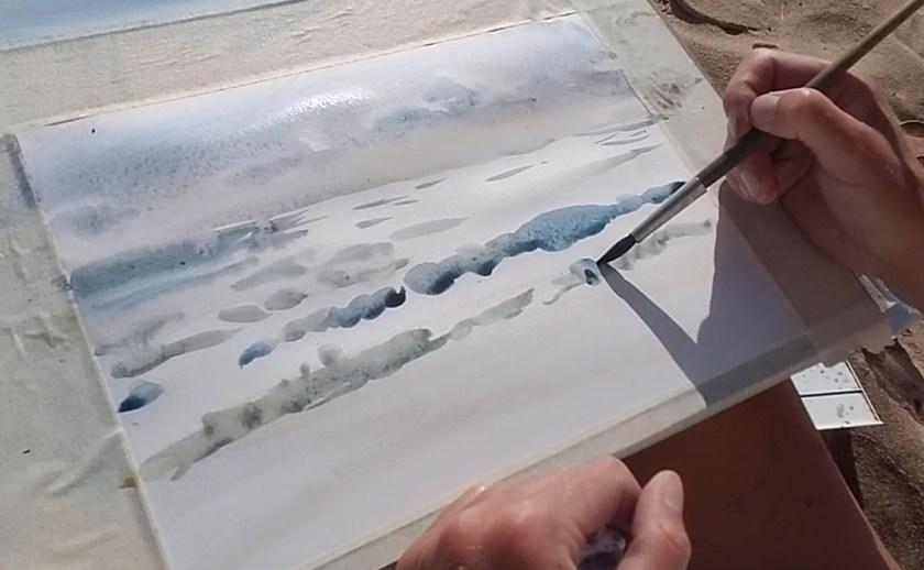 Comment tracer les vagues