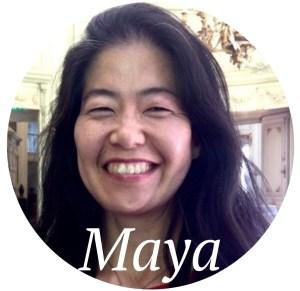 Apprendre le coréen avec Maya