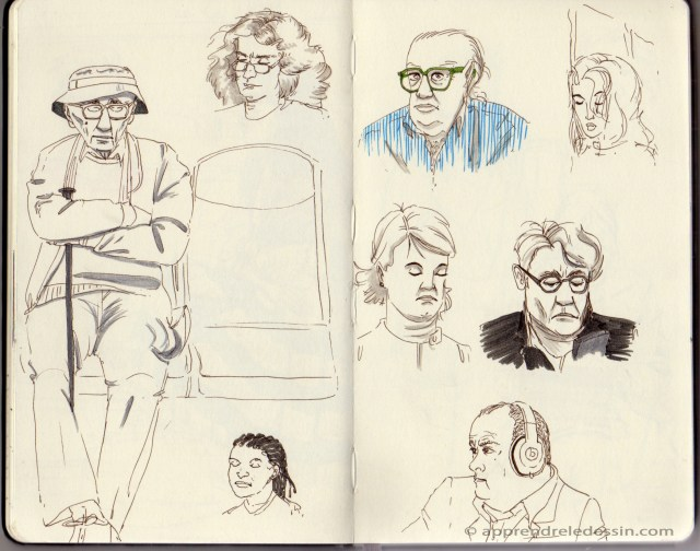 Croquis_observation 5
